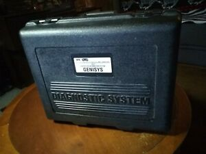 Carry Case For Genisys Spx Otc Scanner Diagnositc Tool System Case Only