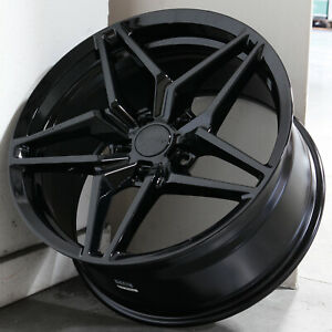 19 20 Mrr Flow Forge M755 Fit Corvette Wheels C8