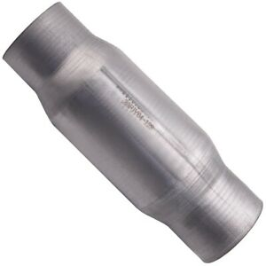 Epa 3 Inch Universal Catalytic Converter High Flow T409 Stainless Steel