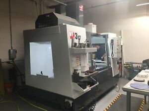 Haas Vf 3yt With Touch Probe And Extras