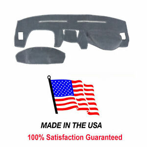 Gray Carpet Dash Mat Compatible With 1990 1991 Geo Tracker Dash Cover Usa Made