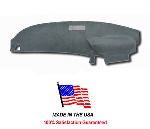 Gray Carpet Dash Mat Compatible With 1989 1994 Ford Ranger Dash Cover Usa Made