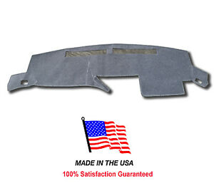 1990 1995 Chevy Astro Gray Carpet Dash Cover Mat Pad Ch94 0 Made In The Usa