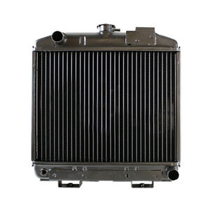 New Radiator For Ford New Holland 1000 Compact Tractor Sba310100031