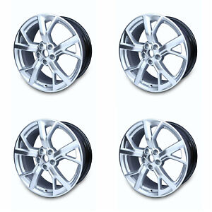New Set Of 4 19 Alloy Wheel Rim For Nissan Maxima 2012 2014 Oem Quality 62583a
