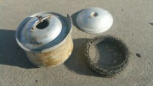 39 40 41 42 46 Chevy Pickup Truck Air Cleaner Original 1939 1940 1941 1946 Oe Gm