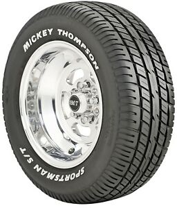 Mickey Thompson Sportsman S t Radial 245 60r15 Tire 245 60 15 6027