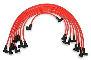 Mallory 600 Pro Wire Set Hei Red Sbc 350 Small Block Chevy