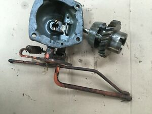 Allis Chalmers B C Tractor Good Engine Governor Gear Assembly