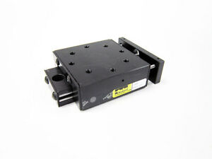 Parker 4504 2 62x2 62 1 Travel Precision Linear Stage