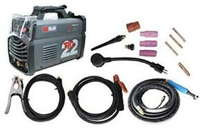 Arc Union Tig 22 220 Amp Dual Voltage Dc 2 in 1 Combo Stick And Tig Welder 115v