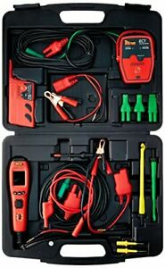Power Probe Iv Master Combo Kit Red Ppkit04 With Ppect3000 And Accessories New