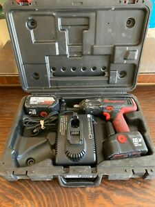 Snap On 18v 1 2 Cordless Impact Wrench Ct4850ho Kit W Battery And Charger
