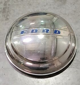 Ford 1940 56 dog Dish Center Caps 6a113055
