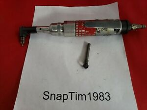 Desoutter Chicago Pneumatic Small Body 5 16 24 Threaded 90 Angle Drill