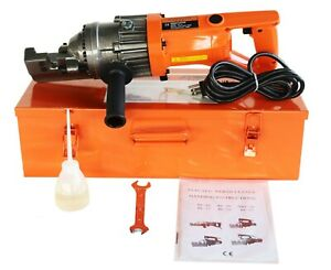 Bm Brand Electric Hydraulic Rebar Cutter Portable 16 Mm 5 8 5 961059