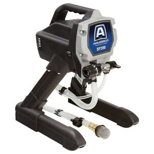 New Graco 24 Gpm Sp200 Airlessco Stand Electric Airless Paint Sprayer 24f557