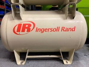 Used 80 Gallon Horizontal Air Tank 200 Psi With Legs