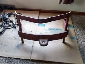 Vintage Ford 8n 9n 2n Tractor Front Grill Guard Bumper Hitch 1950
