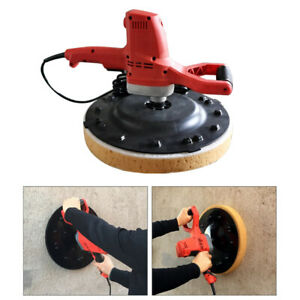 Electric Concrete Cement Mortar Trowel Wall Smoothing Polishing Machine 360 Us