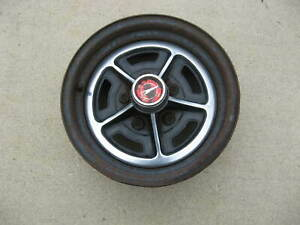 Vintage Buick Rally Wheel 14 X 6 Skylark Gs