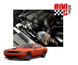 P1sc1 Intercooled Procharger Supercharger For 2015 20 Challenger Hemi 6 4l 392