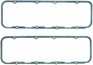 Felpro 1664 Valve Cover Gaskets Big Block Chevy With Big Chief super Duty Heads