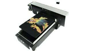Dtg Direct To Garment T shirt Personal Diy Printer Build Video Software