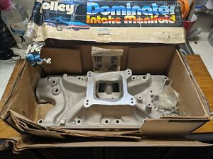 Rare New Nos Holley Dominator Aluminum Intake Ford 289 302 Mustang Cougar F150