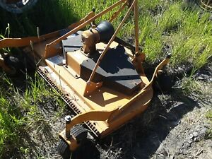 Woods 5 Foot Rd6000 3 Point Finishing Mower