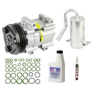 For Ford Bronco F 150 F 250 F 350 1990 1993 Ac Compressor W A C Repair Kit Tcp