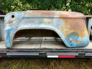 1955 1956 1957 1958 1959 Chevy Truck D S Rear Fender Oem Shipping Available