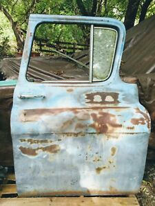 1955 1956 1957 1958 1959 Chevy Truck Gmc P s Door Shipping Available