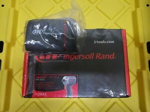 Ingersoll Rand Ultra Compact Impact Wrench 15 35qmax Quiet 3 8 1 2 Drive Combo