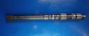 Early Pre 67 Aluminum Gm Chevy Aluminum Powerglide Transmission Input Shaft