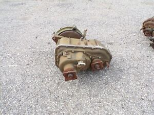 Military Rockwell Transfer Case T 136 5 Ton 6x6