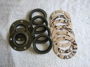 Military Dodge M37 Power Wagon Wheel Seals And Gaskets
