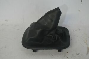 Used 1983 1993 Bmw E30 318i 325i Oem Faux Leather Shift Boot With Plastic Ring