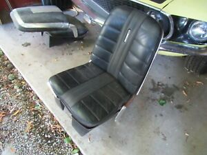 1966 Ford Galaxie 500 Xl 7 Litre Liter Pass Side Bucket Seat Ford 428 390