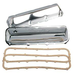 Trick Flow Chrome Valve Covers 44003 Ford 429 460