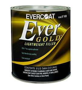 Evercoat 110 Evergold Body Filler 0 8 Gallon