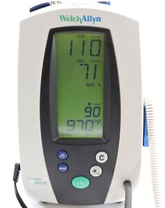Welch Allyn 420 Series Spot Vital Signs Monitor Version 1 Tested