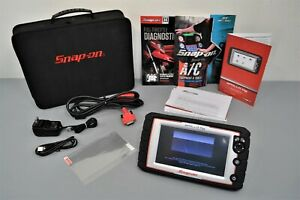 Snap on Eesc333 Apollo D8 Obdii 18 4 Vehicle Diagnostics Scanner Scan Tool