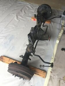 Toyota 4runner Rear End Differential Axle Carrier Complete W Abs A01a