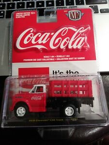 M2 Coca Cola 1970 Chevrolet C60 Truck RW01 RED