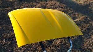 Corvette Targa Top Roof 2005 2013 C6 Roof Panel Gm Oem Velocity Yellow