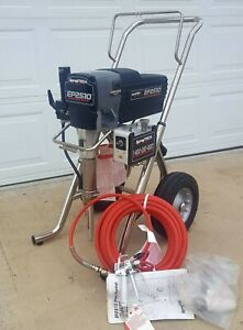 Titan Spraytech Ep2510 Electric Airless Paint Sprayer speeflo wagner