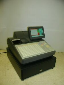 Used Sharp Up 820f Pos Cash Register