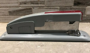 Vintage Swingline 400 S Red And Gray Office Stapler Made In Usa Patent Works
