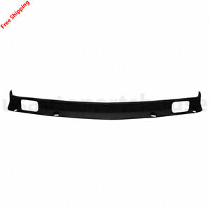 New For Chevrolet C K Full Size Front Lower Valance Fits 1992 1998 Gm1092196